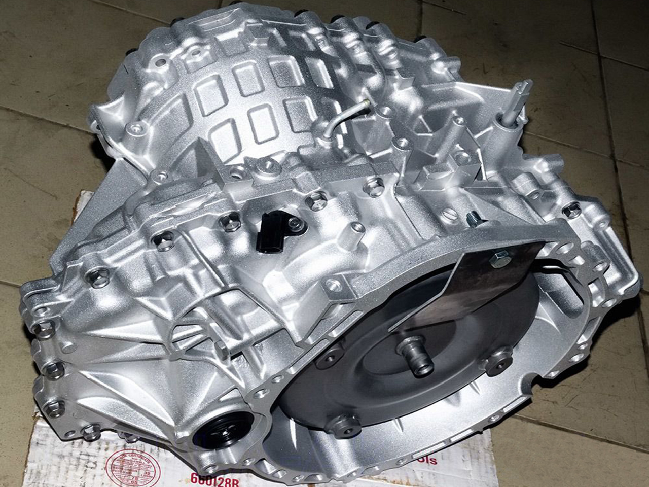 Ремонт вариатора Nissan своими руками 46